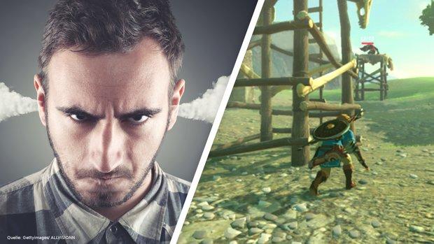 Breath of the Wild ist eines der besten Spiele aller Zeiten, aber was zur Hölle soll diese Steuerung?!