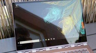 Lenovo Yoga 920 in Kupfer: So elegant ist das 2-in-1-Notebook