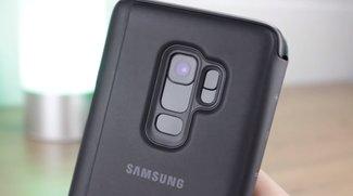 Samsung Galaxy S9: Video und Bilder der offiziellen Hüllen zeigen spannende Details