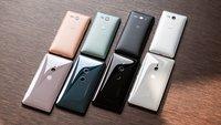 Sony Xperia XZ2 (Compact) Vorbesteller-Aktion: Mehr Glücksspiel als echte Prämie