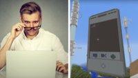 12 reale Technik-Projekte, die in Minecraft nachgebaut wurden