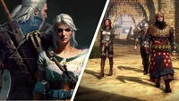 The Witcher: Die komplexe Hintergrund-Geschichte erklärt