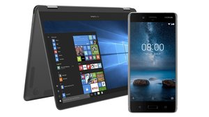 Nokia 8, Asus Zenbook Flip, Corsair Gaming-Produkte bei Amazon im Angebot