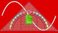 Excel: Grad in RAD umwandeln und Sinus berechnen