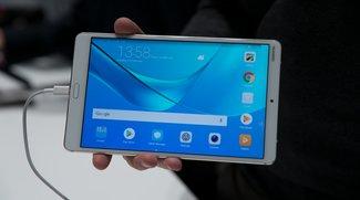 Huawei MediaPad M5 (8,4 Zoll) vorgestellt: Kleines High-End-Tablet