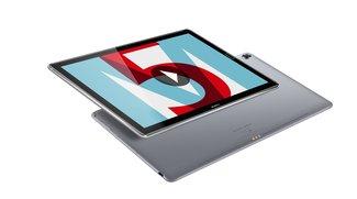 Huawei MediaPad M5 (10,8 Zoll) vorgestellt: Multimedia-Profi im Metallkleid