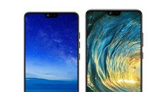 Anders als erwartet: So sehen das Huawei P20 und P20 Plus aus