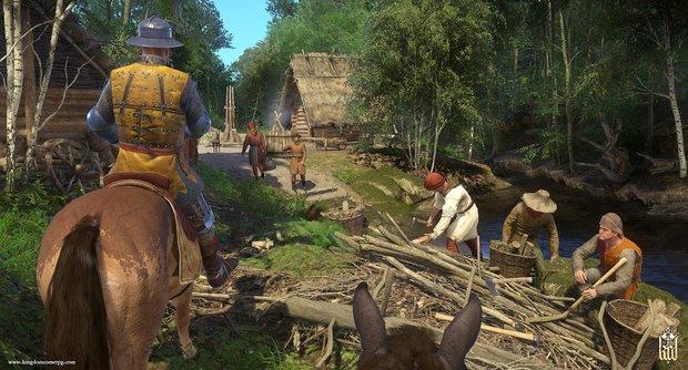 Kingdom Come Deliverance: Die besten Mods - Unendlich speichern
