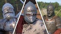 Kingdom Come Deliverance: Die besten Rüstungen und ihre Fundorte