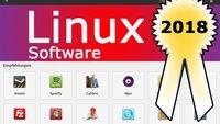 Unsere Top-18 Linux-Software für 2018