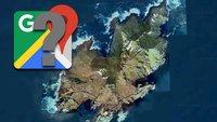 Quiz mit Google Maps: Erkennst du diese Geek-Orte?