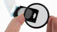 Polfilter: Dafür werden Polarisationsfilter eingesetzt