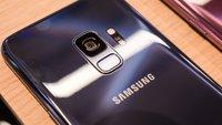 4K-Videos: iPhone X lässt dem Samsung Galaxy S9 keine Chance