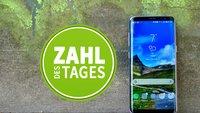 Samsung Galaxy 8: Update auf Android 8.0 ist CRAP – Zahl des Tages