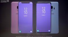 Samsung Galaxy S9: So sieht das Smartphone mit iPhone-X-Notch aus