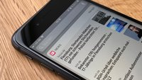 Hey Apple, bitte überarbeitet endlich das News-Widget auf dem iPhone