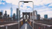Angriff auf Galaxy S9: So schön wird das LG G7 wirklich
