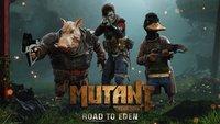 Mutant Year Zero beweist: Auch Strategie-Spiele können großartig aussehen