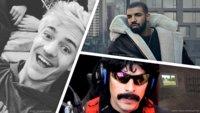 Fortnite: Streamer Ninja zockt mit Drake & bricht Rekord von DrDisRespect