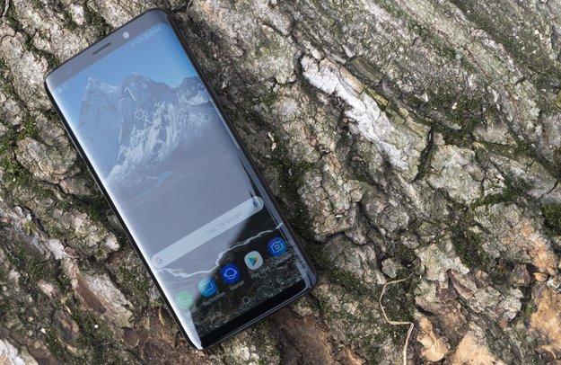 Samsung Galaxy S9 im Test: Fortschritt im Schritttempo