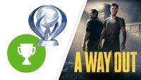 A Way Out: Alle Trophäen und Erfolge - Leitfaden für 100%