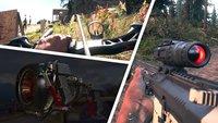 Far Cry 5: Die besten Waffen für jede Situation