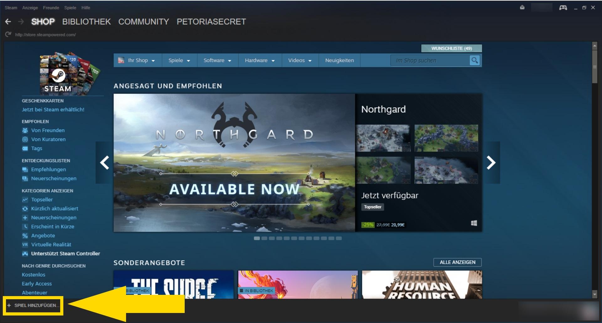 Steam spiele über vpn kaufen