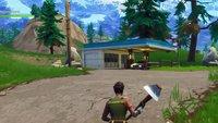 Fortnite BR: Besucht 3 verschiedene Tankstellen (Video und Karte)