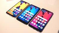 In Kürze bei der Telekom: Bis zu 200 Euro Cashback auf Huawei-Smartphones