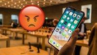 Hey, Android-Hersteller: Hört endlich auf, das iPhone X zu kopieren!