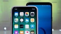 Apple iPhone vs. Android-Smartphone: Über diese Probleme klagen Handy-Nutzer am häufigsten