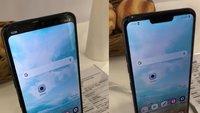 Clevere Displaylücke: LG G7 zeigt iPhone X, wie es richtig geht