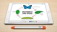Crayon: Logitechs günstige Alternative zum Apple Pencil –mit einem Haken