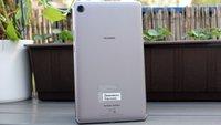 Huawei MediaPad M5 8.4 mit LTE im Test: Ein richtig großes Android-Smartphone