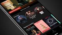 Netflix für iOS: Neues Feature hilft iPhone-Nutzern bei der Qual der Wahl