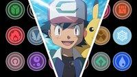 Das sind die stärksten Pokémon von jedem Typ