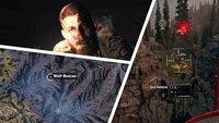 """Far Cry 5: Alle Wolfsköder - Fundorte für """"Ruf der Wildnis"""""""