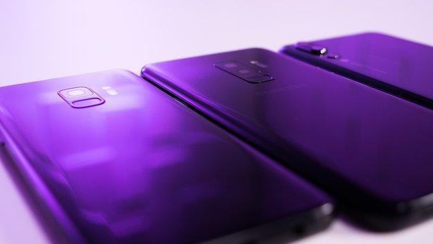 Samsung Galaxy S10, Plus und Lite: Akkukapazität der Smartphones durchgesickert