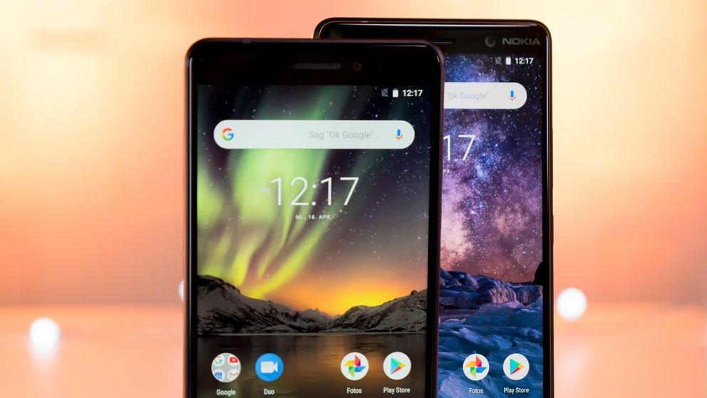 Android 9.0 Pie: Diese Nokia-Smartphones erhalten das Update