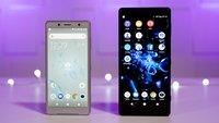 Sony erklärt: Deshalb haben unsere Smartphones dicke Displayränder
