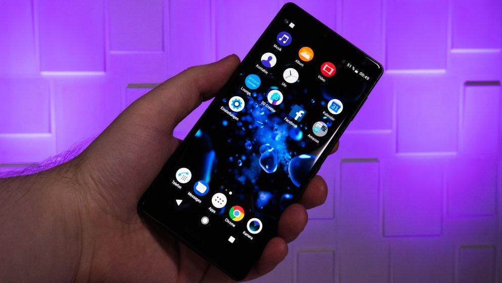 Unerwartet gut: Technische Daten des Sony Xperia XZ3 geleakt