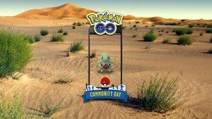 Pokémon GO: Nächster Community Day stellt Larvitar in den Mittelpunkt