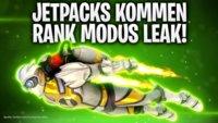 Fortnite: Jetpack-Update steht kurz bevor
