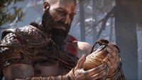 God of War: Spieler stehen kurz vor der Lösung des letzten Rätsels