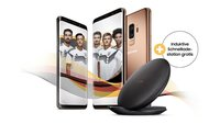 Passend zur WM 2018: Samsung Galaxy S9 startet in Gold durch