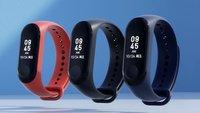 Xiaomi Mi Band 3 vorgestellt: Günstiger Fitness-Tracker mit viel Ausdauer