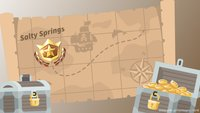Fortnite BR: Schatzkarte und Schatz aus Salty Springs (Woche 3)