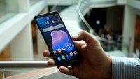HTC U12 Plus im Hands-On-Video: 4 Kameras, 0 Hardware-Tasten