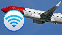 Kostenloses WLAN im Flugzeug bei nur einer europäischen Airline – verschmerzbar