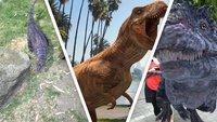 Jurassic World Alive: AR-Modus - kompatible Handys und Infos